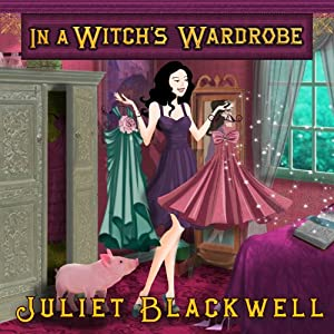 In a Witch's Wardrobe Audiobook