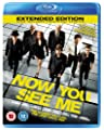 Now You See Me [Blu-ray]
