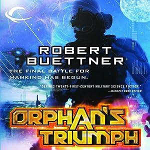 Orphan's Triumph: Jason Wander, Book 5 | [Robert Buettner]