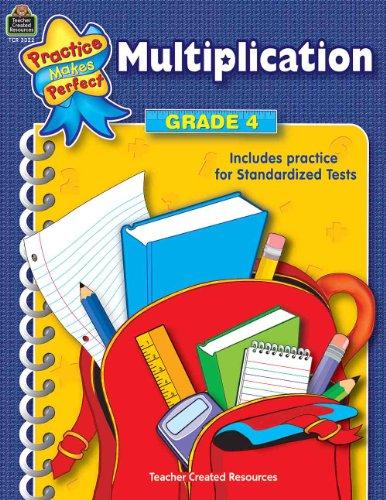 PMP: Multiplication (Gr. 4)