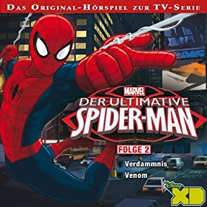 Der ultimative Spiderman 2 Hörspiel