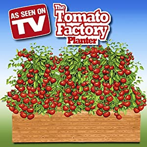 The Tomato Factory Planter, As Seen On TV