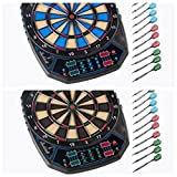 Elektronisches Dart-Spiel (blau)