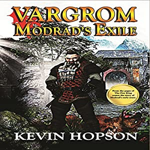 Vargrom Audiobook