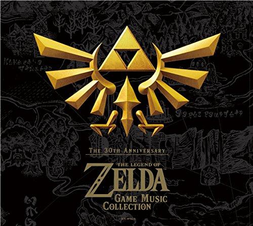 【Amazon.co.jp限定】30周年記念盤 ゼルダの伝説 ゲーム音楽集 ...