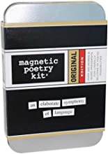 Original Magnetic Poetry Kit - All the Essential Words - Words for Refrigerator - Write Poems and Le