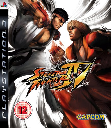 Street Fighter 4 (PS3)
