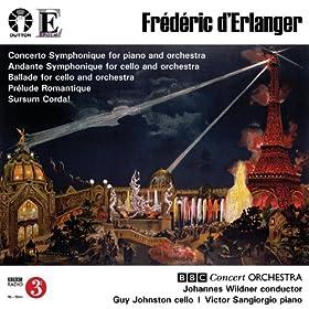 F. d'Erlanger: Concertos & Orchestral Music