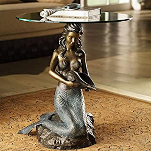SPI Home 33696 Mermaid End Table