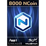 NCsoft NCoin 8000 NCoin [Online Game...
