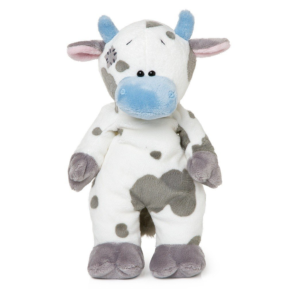 Me To You 7-inch Tatty Teddy and My Blue Nose Friends Milkshake The Cow Soft Toy me before you