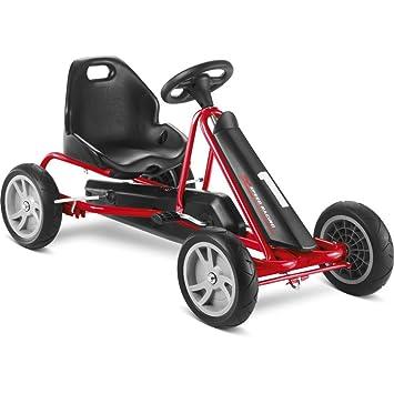 Puky F20 - Kart à pédales - rouge/noir 2018 kart a pedale enfant