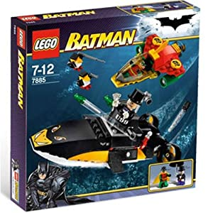 LEGO® Batman™ Robin's Scuba Jet:  Attack of the Penguin
