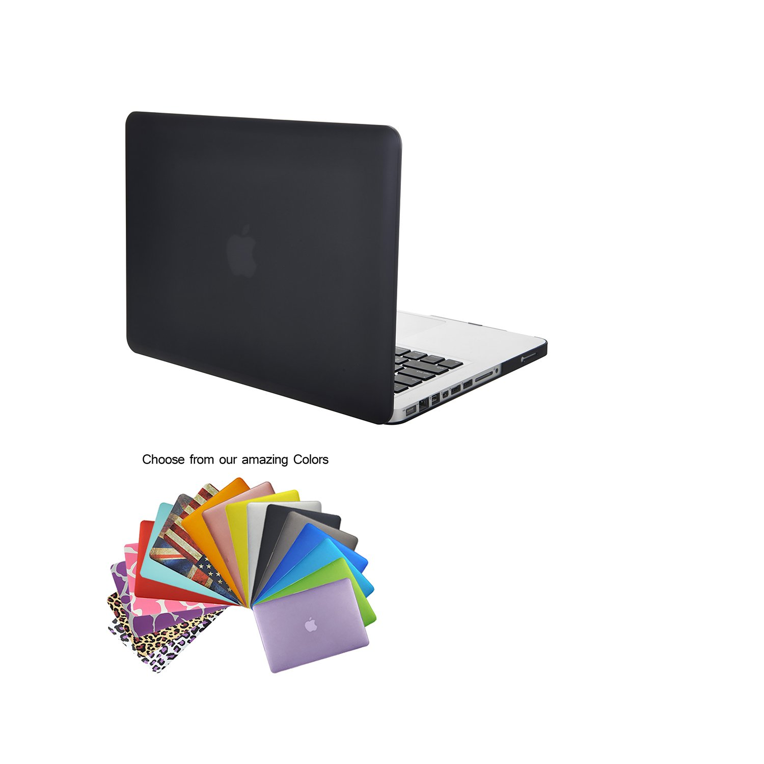 "MacBook Pro 13"" caso Tecool(TM) Ultra Slim Multi colori morbida plastica copri per MacBook Pro 13"" modello: A1278."