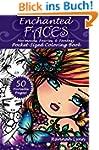 Enchanted Faces: Mermaids, Fairies, &...