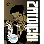 [US] Zatoichi: The Blind Swordsman (1962-1973) Criterion Collection #679 [Blu-ray + DVD]
