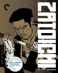 Zatoichi: The Blind Swordsman (The Criterion Collection) [Blu-ray + DVD]
