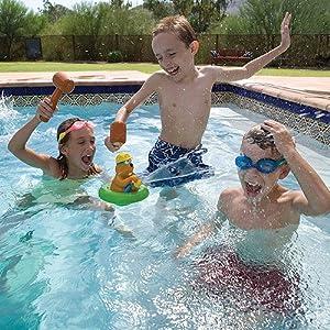 Swimming Games - Jeux De Piscine De Whac-A-Mole
