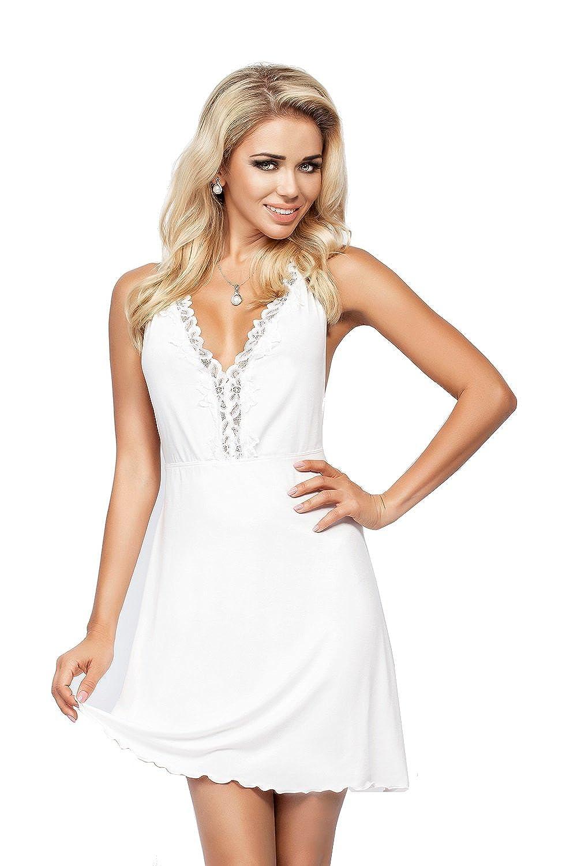 Lady-Mode Negligee aus Viskose Lucja (XS – 2XL) online bestellen