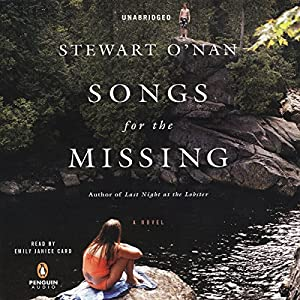 Songs for the Missing Audiobook