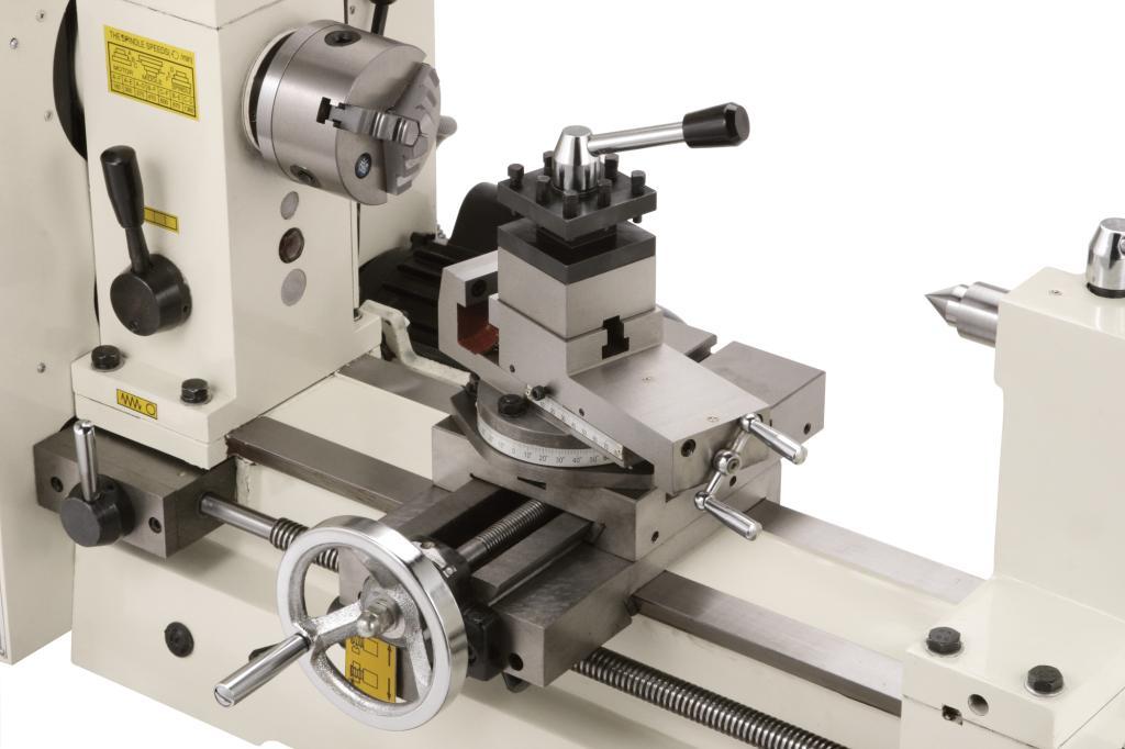small lathe milling machine combo