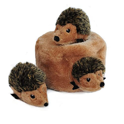 Hedgehog Den Dog Toy