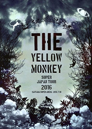 THE YELLOW MONKEY SUPER JAPAN TO...[Blu-ray/ブルーレイ]