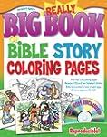 Really Big Book of Bible Story Colori...