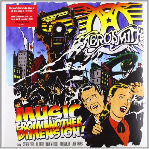 Music From Another Dimension [2 LP + 1 CD]