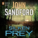img - for Silken Prey: Lucas Davenport, Book 23 book / textbook / text book