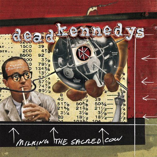 Milking The Sacred Cow (Greatest Hits) by Dead Kennedys (2010) Audio CD by Dead Kennedys