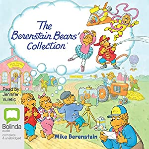 The Berenstain Bears Collection Audiobook
