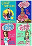 Zodiac Girls: 4 books: (Discount Diva / Recipe for Rebellion / Star Child / From Geek to Goddess £19.96)