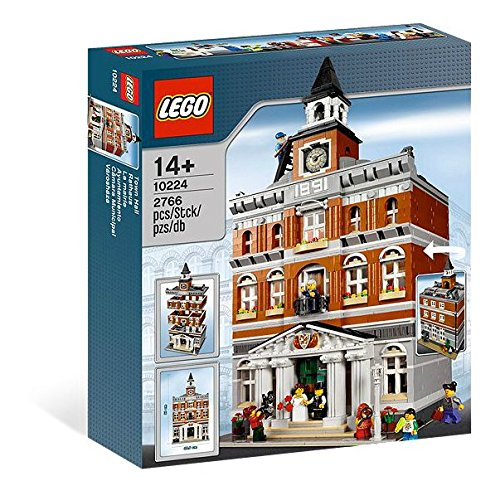 LEGO-Creator-10224-Town-Hall-Discontinued-by-manufacturer