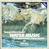 Haendel-Water Music-Suites Hwvpar Pinnock Trevor