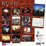 Rush 2016 Square 12x12 Bravado