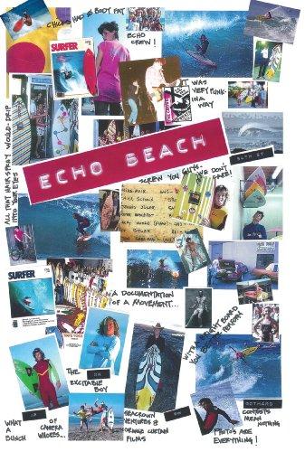ECHO BEACH(エコー・ビーチ)過激な'80年代のサーフシーン/サーフィンDVD