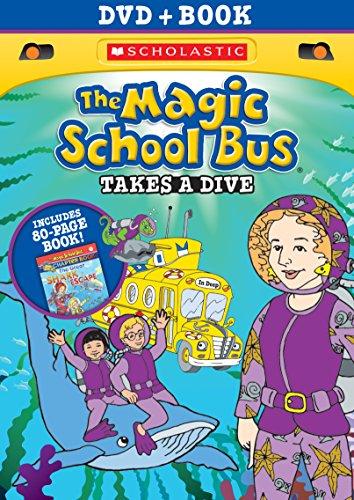 MAGIC SCHOOL BUS: TAKES A DIVE