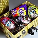 Cadbury Easter Eggheads & Crème Egg Gift Box - By Moreton Gifts