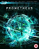 Prometheus (Collector's Edition) (Blu-ray 3D + Blu-ray + Digital Copy) [Region Free]