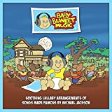 Baby Blanket Music Soothing Lullaby Music CD, Michael Jackson