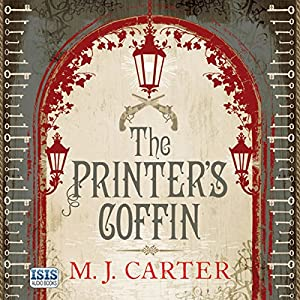 The Printer's Coffin Audiobook