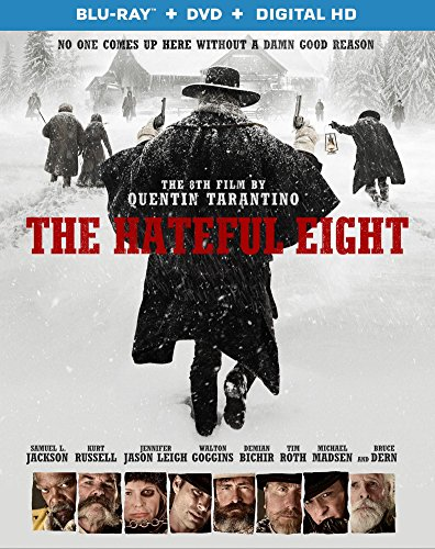 Hateful Eight [Blu-ray] [Import]