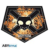 BLEACH Mousepad Shinigami symbol in shape by Abystyle [並行輸入品]