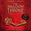 The Shadow Throne: Book 3 of the Ascendance Trilogy Audiobook by Jennifer Nielsen Narrated by Charlie McWade