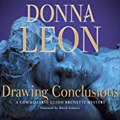 Drawing Conclusions: A Commissario Guido Brunetti Mystery | [Donna Leon]