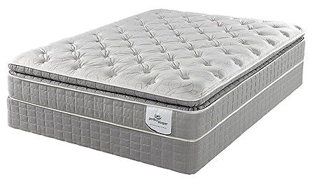 Serta Perfect Sleeper Harcourt Full Super Pillow Top Mattress