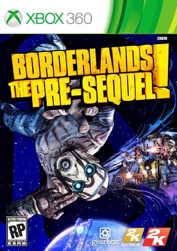 Borderlands: The Pre-Sequel - Xbox 360