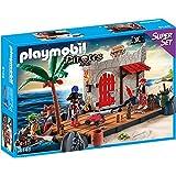 Playmobil - 310345 - 6146 - Superset Forteresse Pirates