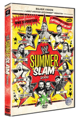 WWE - Summerslam 2009 (Steelbook) [Limited Edition]